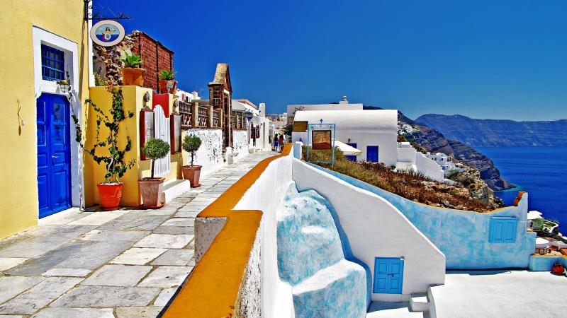 最佳希腊度假套餐