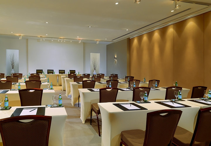 Granite meeting room - Fairmont Heliopolis Hotel Cairo