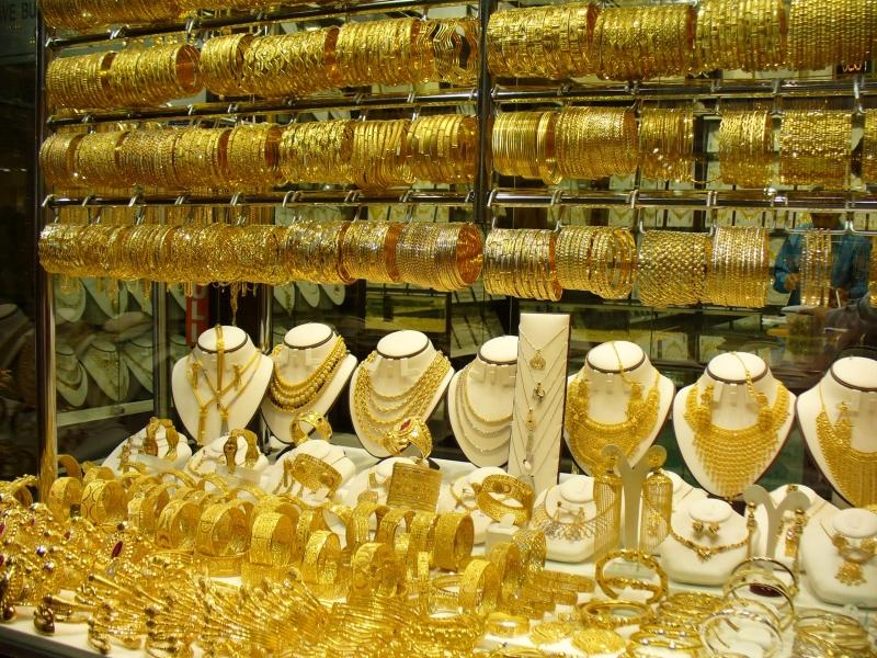 Mercato dell'Oro a Dubai