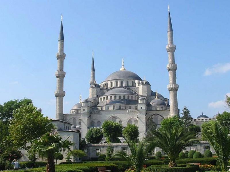 8 Tage Rundreise durch die Türkei