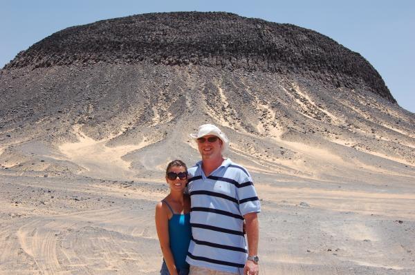 黑色沙漠,西部沙漠