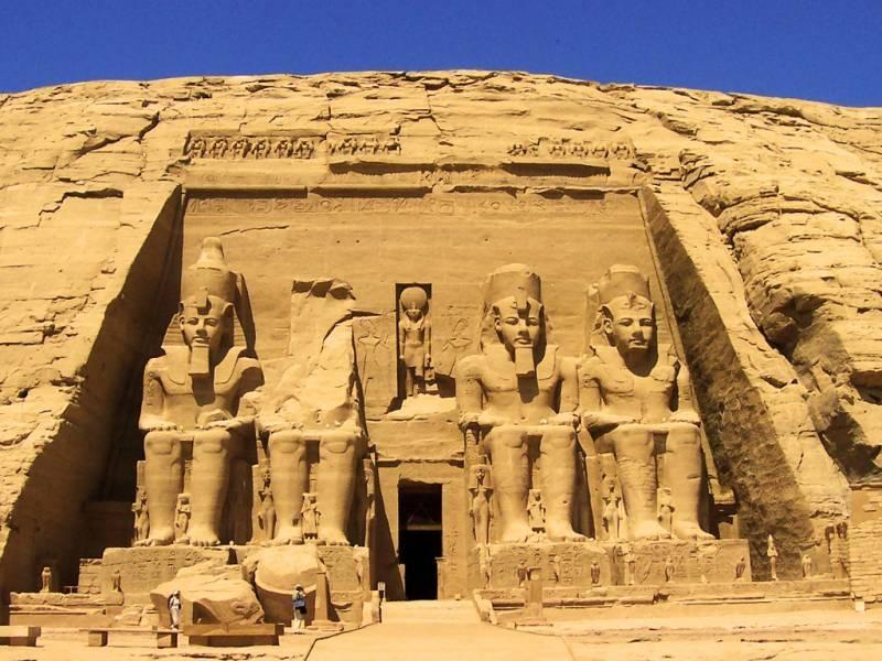Ramses II's Mortuary Temple