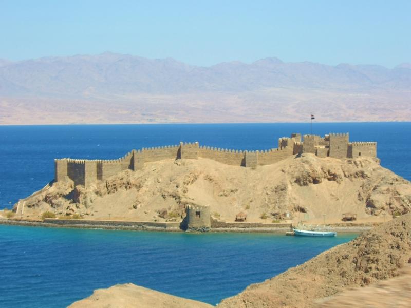 Aqaba Stadtrundfahrt