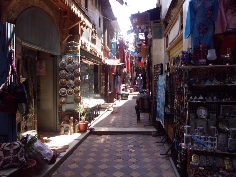 Khan Khalili Bazzar, Cairo