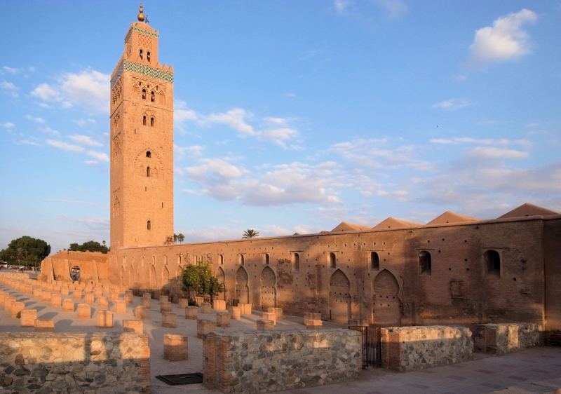 The Koutoubia Museum, Marrakech
