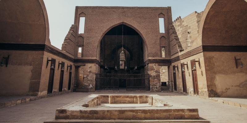 La Iglesia de San Sergio