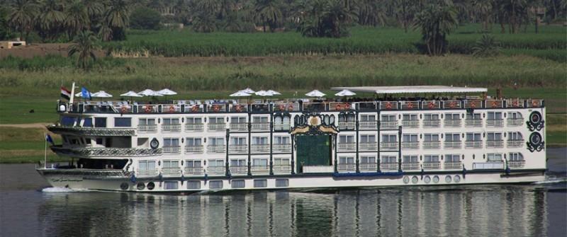 索内斯特圣乔治尼罗河邮轮