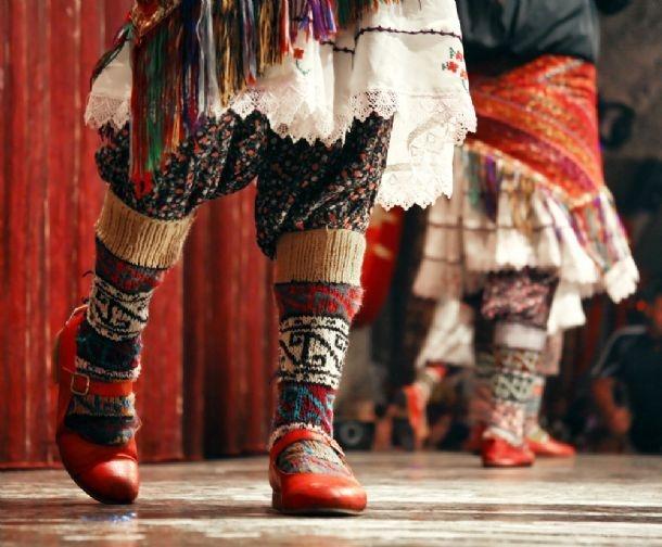 Folkloric Show - Turkey