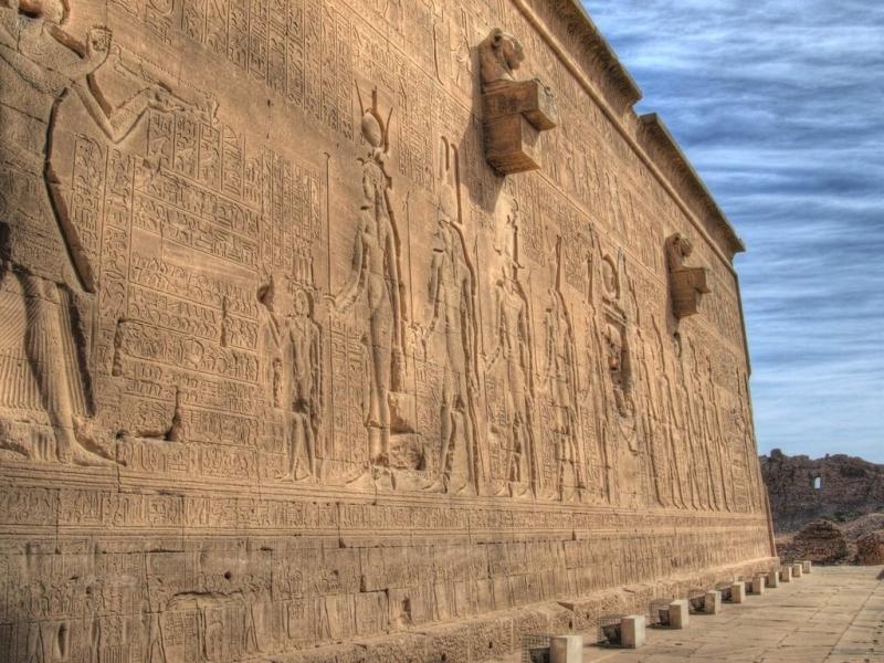 Il Tempio di Dendera