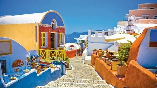 Greece Santorini Vacation Packages