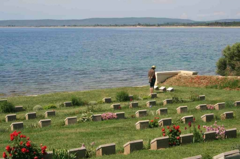 The Anzac Cove
