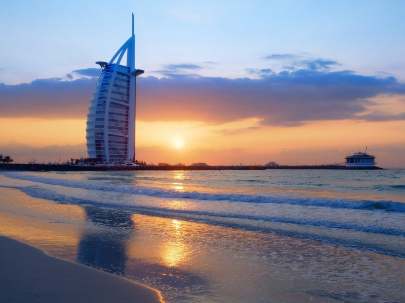 Burj al arab facts memphis tours for Home wallpaper uae