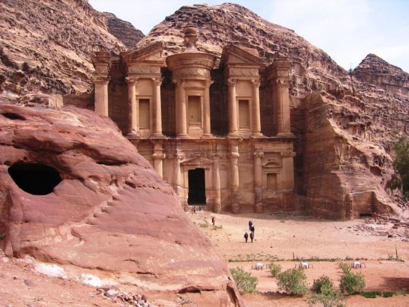 Cité Nabatéenne de Petra