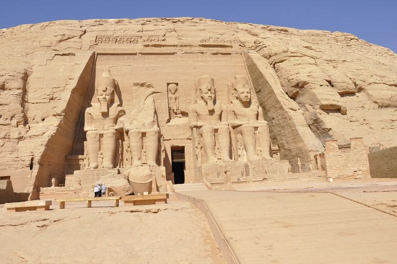 Abu Simbel Temple, Aswan