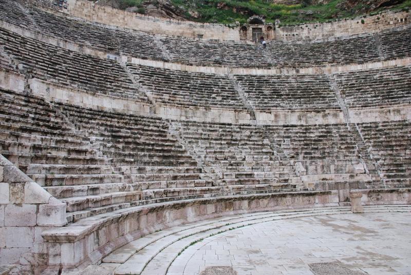 Roman Theater in Petra