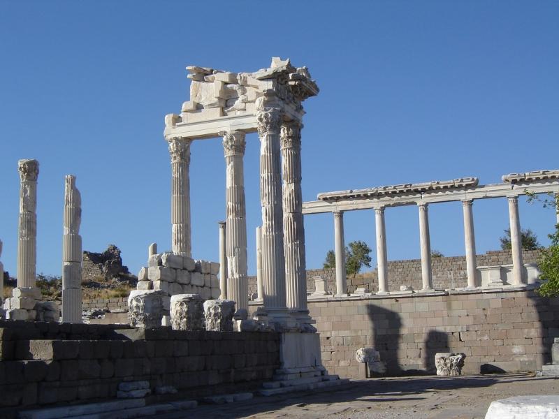 Izmir-Pergamon of Turkey