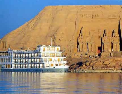 Kasr Ibrim Lake Nasser Cruise
