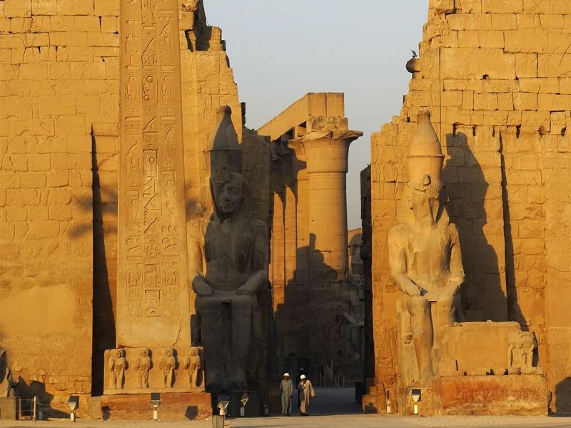 ルクソール神殿、エジプト