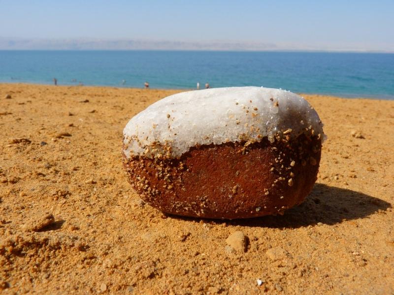 Totes Meer Ausflug vom Aqaba Hafen