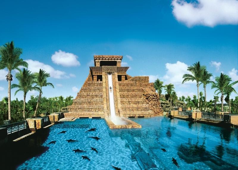 Parco Acquatico Aquaventure, Dubai