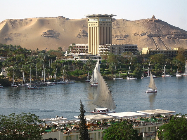 Aswan Optional Tours