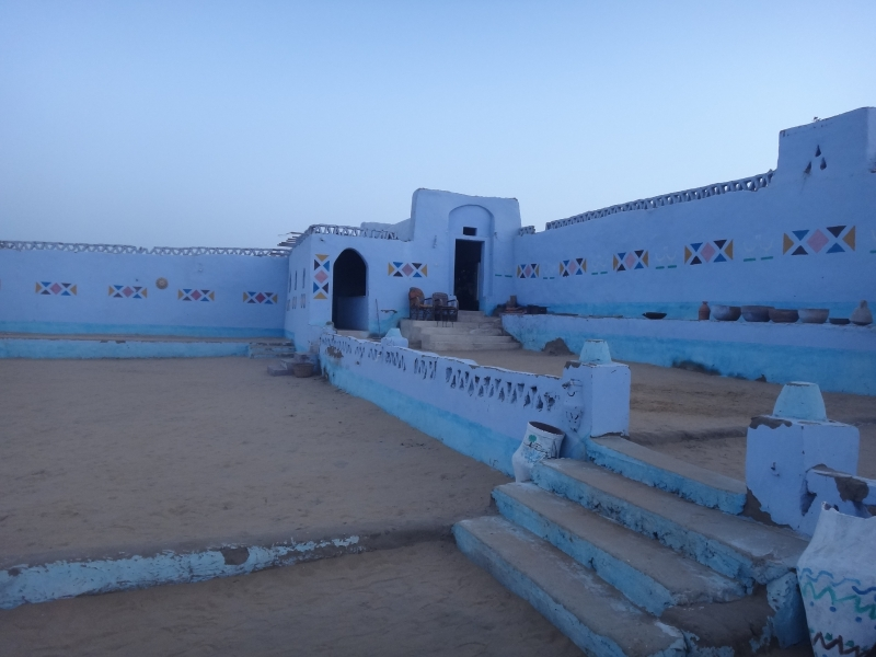 Blue Nubian Villages