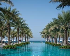 Al Bustan Beach Oman