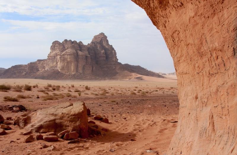 Passeio a Jordânia Clássica e uma Aventura no Deserto