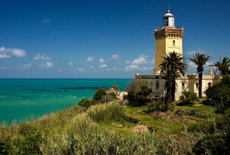 Spartel Cape, Tangier