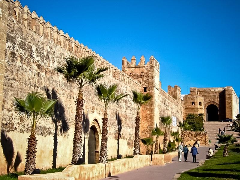 Oudaya Garden, Rabat