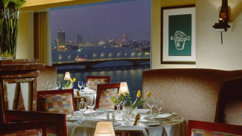 Four Seasons Hotel Restaurant, Cairo