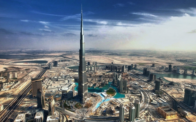 Informações sobre Burj Khalifa