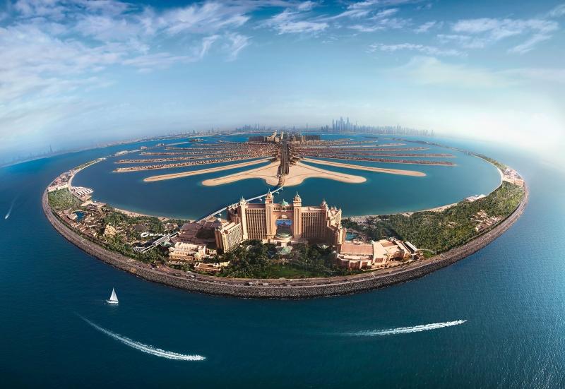 Principais atrações de Dubai