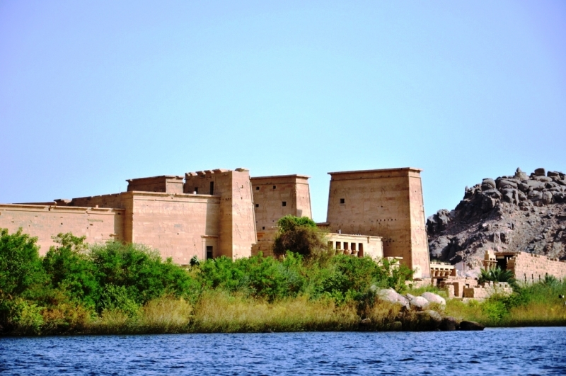 Philae Temple at Aswan