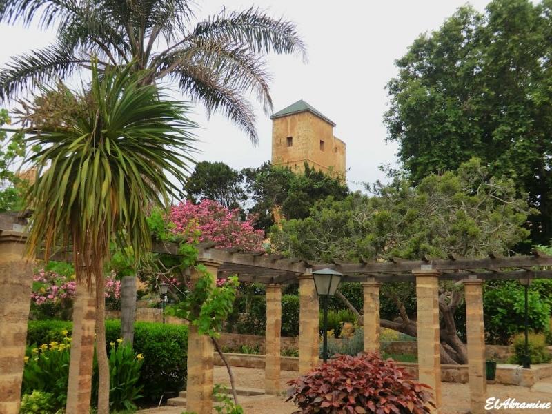 Oudaya Jardim, Rabat