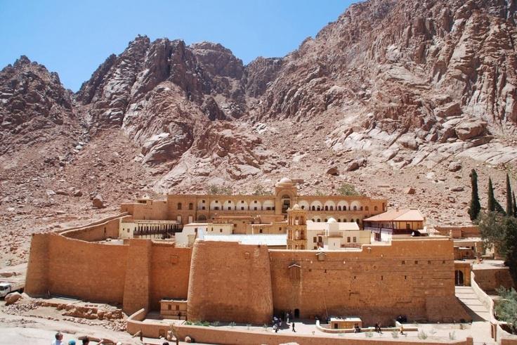 Tour ao Monte Sinai e Mosteiro de Santa Catarina