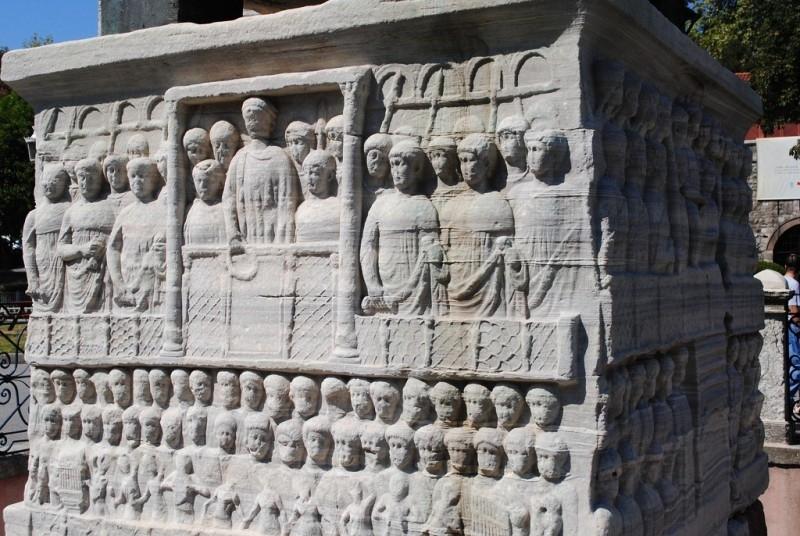 The Hippodrome in Istanbul, Turkey