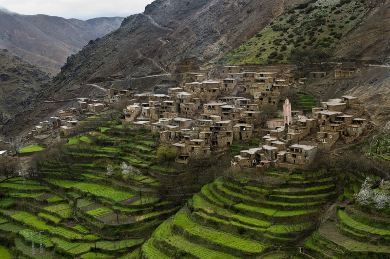Aventure au désert du Maroc