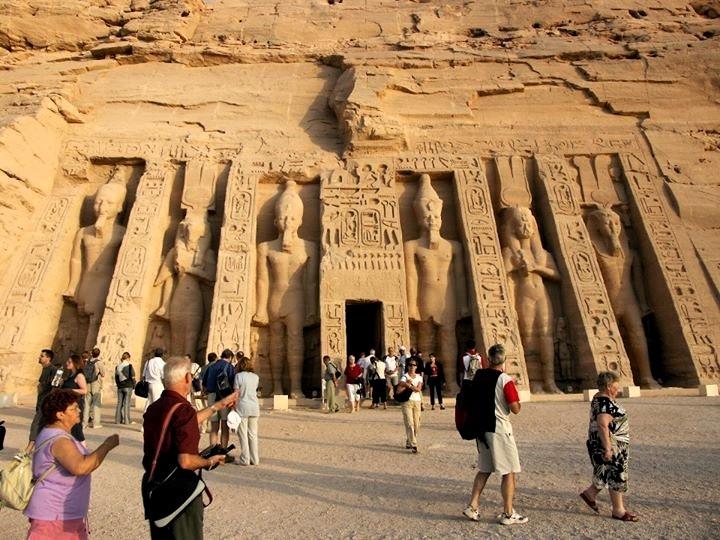 Nefertiti Temple at Abu Simbel