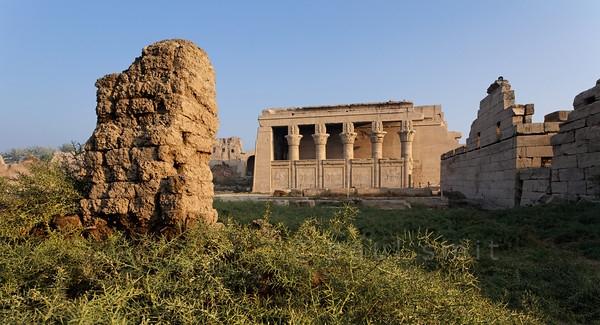 Templo de Dendara, Quena, Egipto