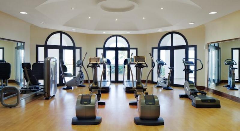Hyatt Regency Resort Gymnasium