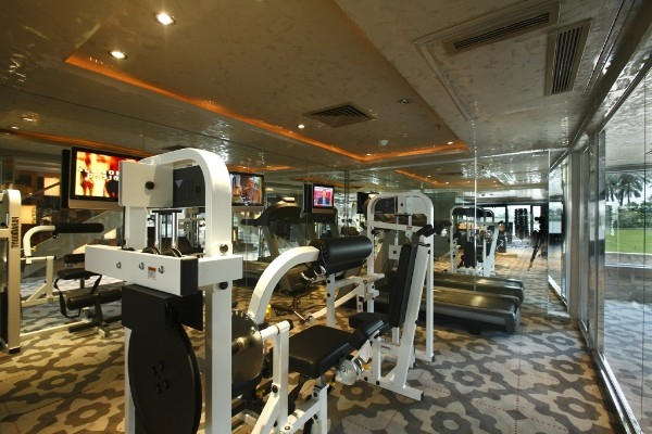 Mövenpick Darakum Nile Cruise Gymnasium