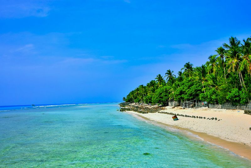 Lakshadweep Islands Tourism