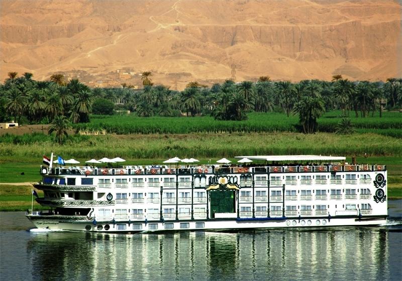 Nile Cruise Aswan Luxor