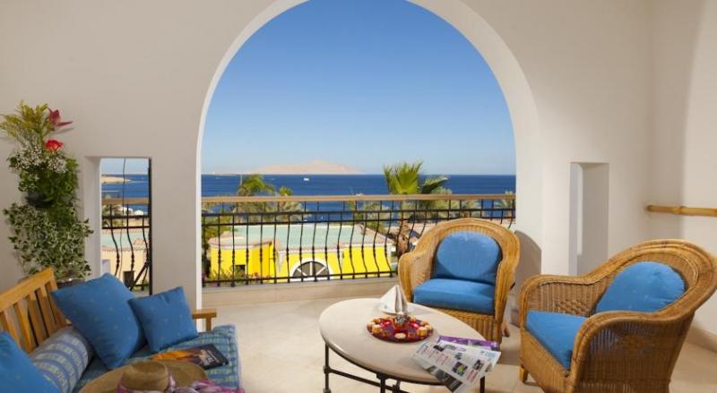 Savoy Sharm El Sheikh Suite`s Terrace