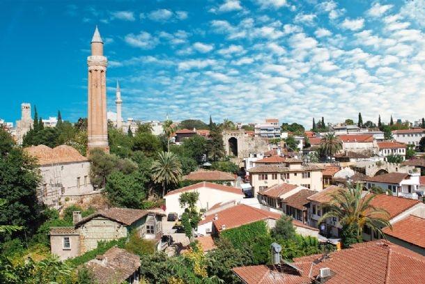 Antalya City, Turkey