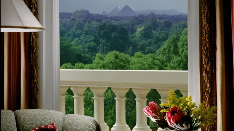 Four Seasons Hotel Suite Views, Cairo