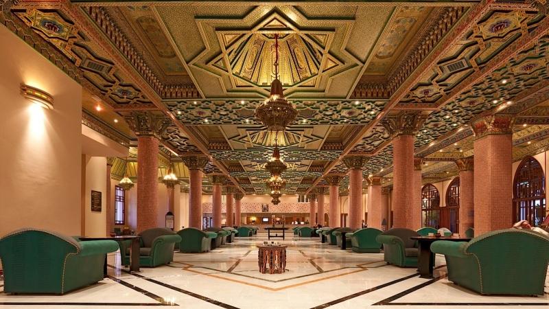 Atlantic Palace Agadir Golf Thalasso Casino Resort