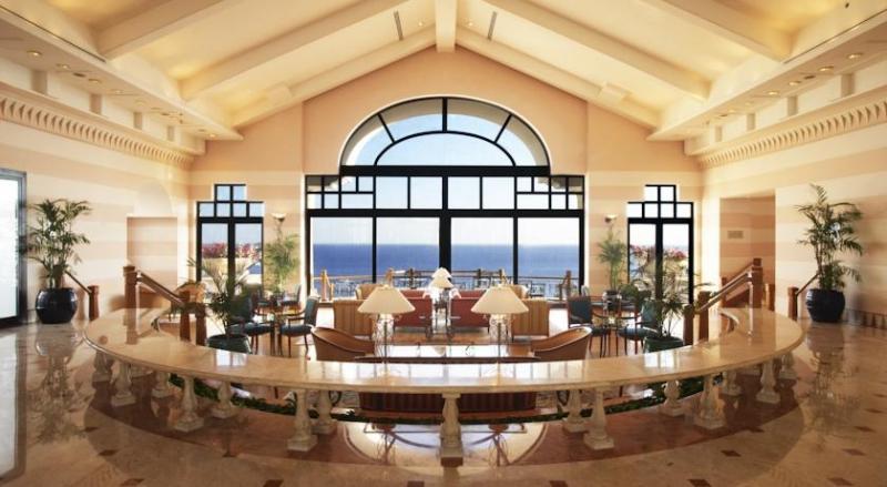Hyatt Regency Resort Lobby
