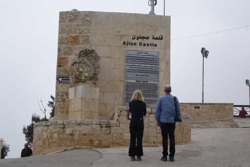 Ajloun in Jordan Tour